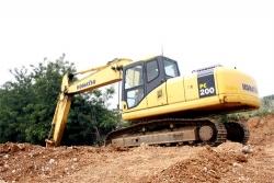挖掘机培训