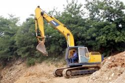 大连挖掘机培训