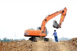 挖掘机操作指导